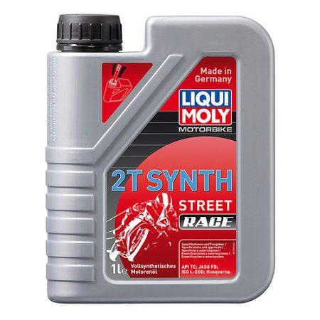 Motorbike 2T Synth Street Race