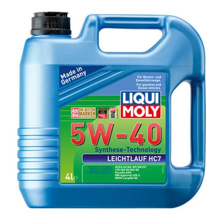 Leichtlauf-HC7-5W-40-4L